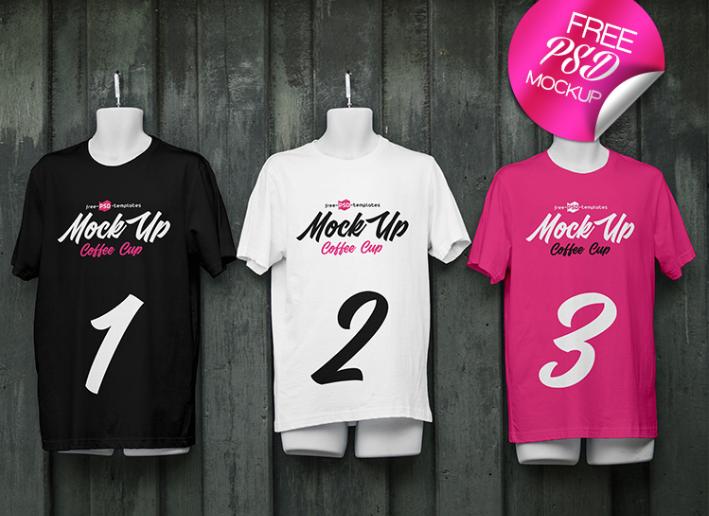Top 15 Free T Shirt Mockup In 2020 Mockup Free Downloads
