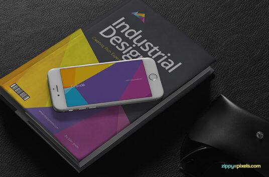 free 5 iphone 6 photorealistic psd mockups
