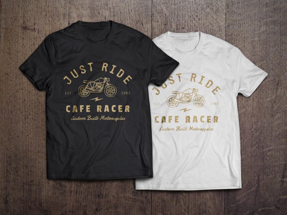 free t-shirt psd v2 mockup