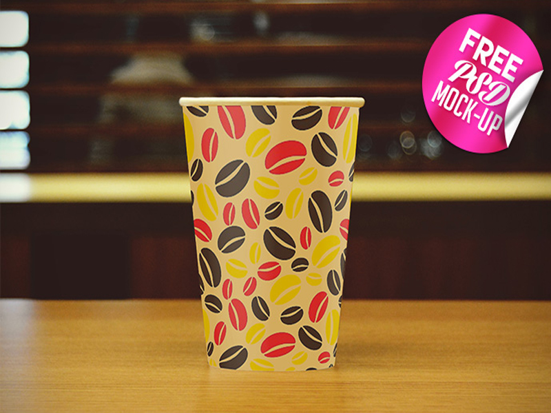 Coffee Cup Free Mockup