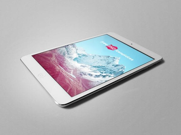 Ipad Tablet Free Mockup