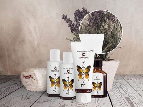 Natural Cosmetic Packaging Free Mockup