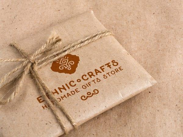 Craft Packaging Free Mockup