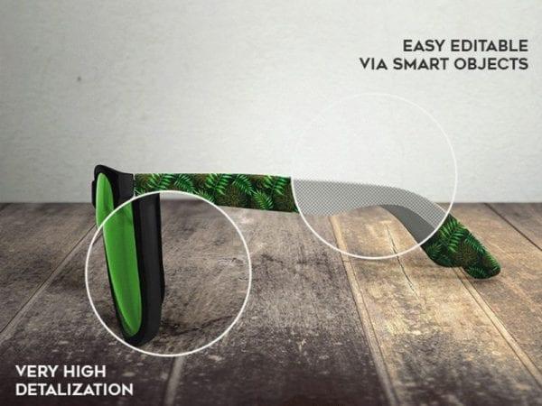 Sunglasses Free Mockup