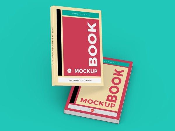 Brand Book Free PSD MockUp