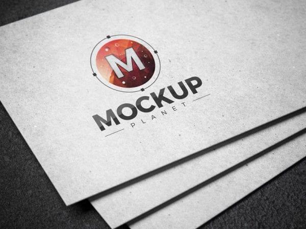 Branding Card PSD MockUp