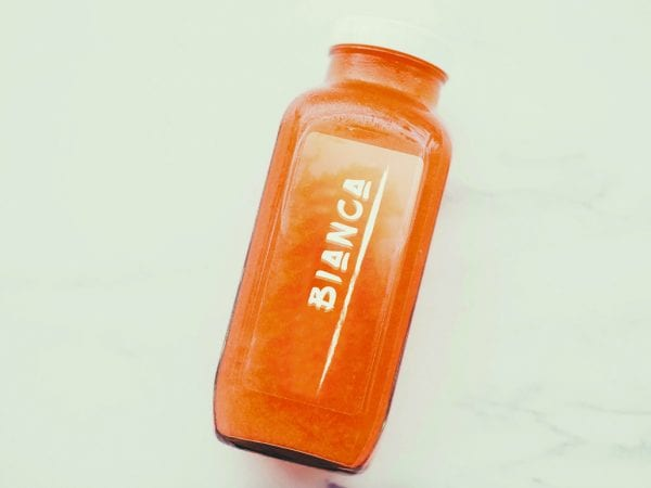 Juice Bottle MockUp PSD Template