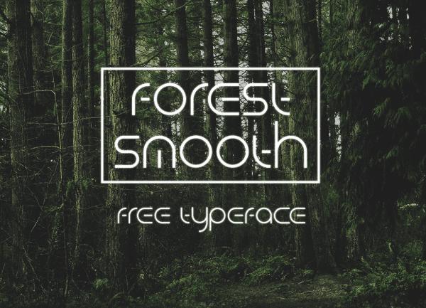 ForestSmooth Elegant Typefaces