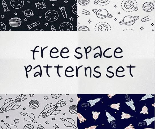 Set Of Free Space Pattern Vectors