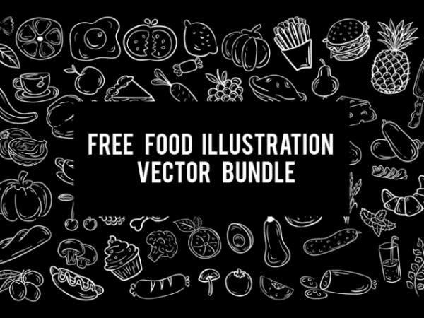 Free Food illustration Vector