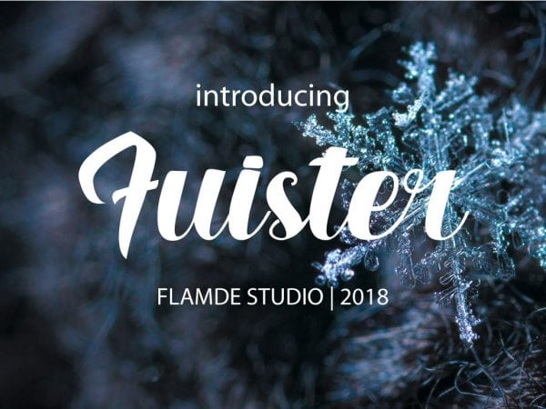 Fuister Free Calligraphy Script Font