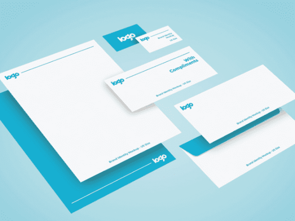 Free Brand Identity PSD MockUp Template