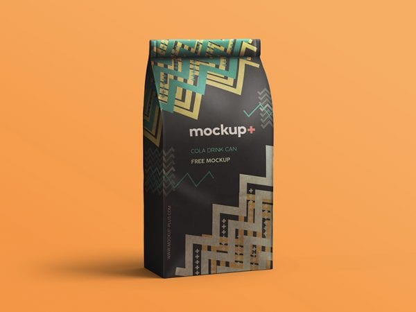 Coffee-Bag-Front-View-Mockup
