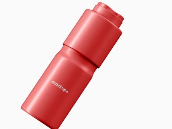Deodorant Spray Bottle Free Mockup Mockup