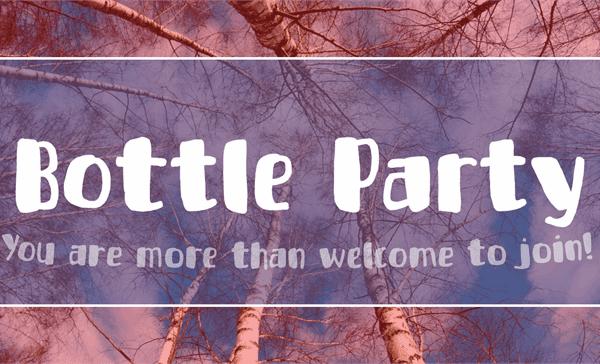 bottle-party-font