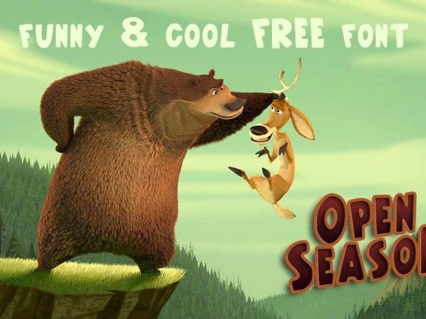 open-season-font