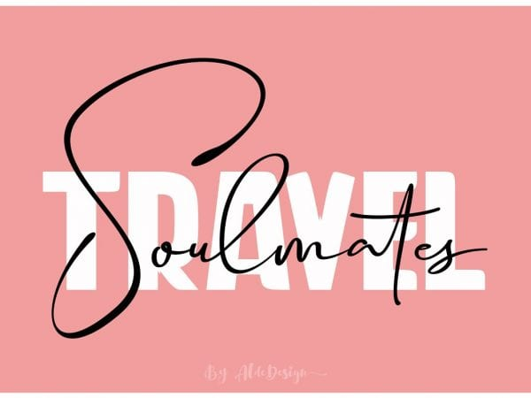 travel-soulmates-font-duo