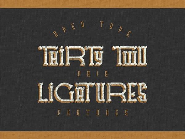 traveller-typeface