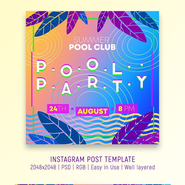 Preview_Free_Pool_Party_Banner_Set