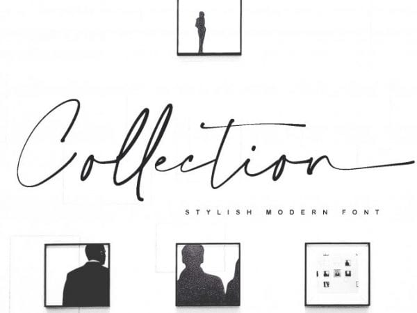 collection-handwritten-font