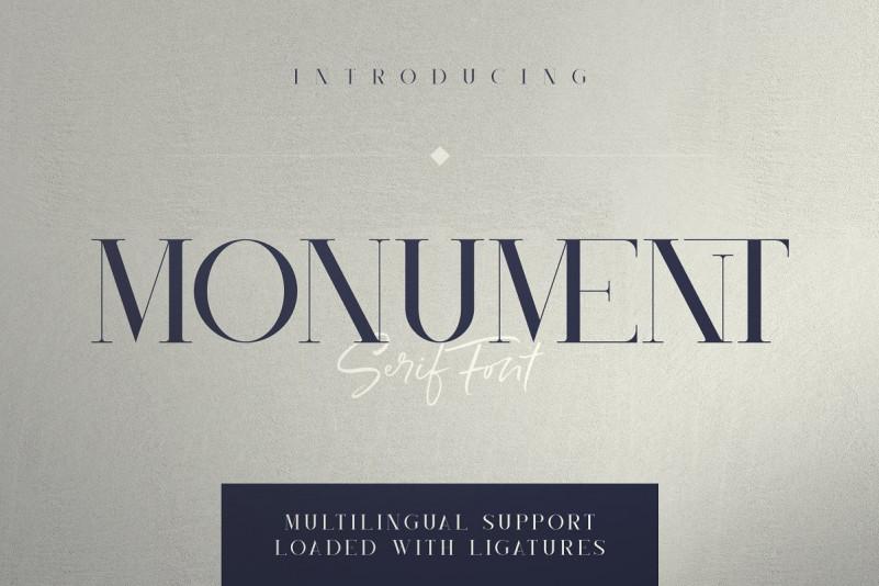 monument-serif-font