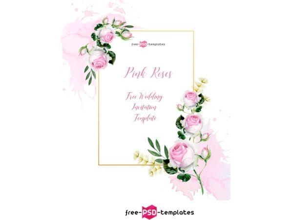 preview_free-roses-wedding-template