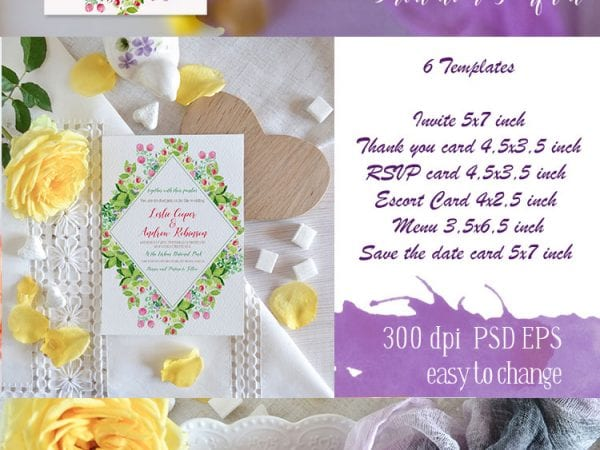 previewfree-wedding-invitation-wildflowers
